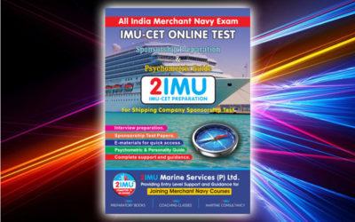 Marine Engineering Sponsorship Exam Books