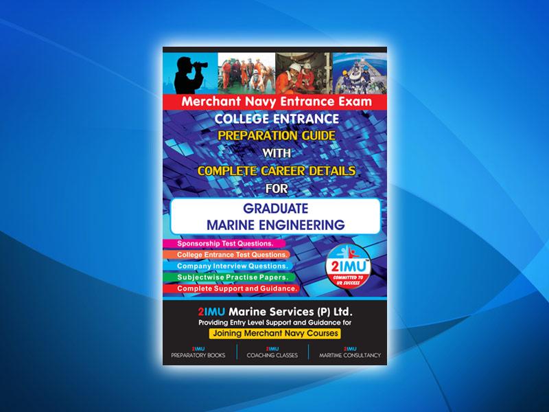 Graduate Marine Engineering Entrance Exam Books