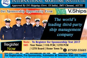 V-Ships Sponsorship Test 2017